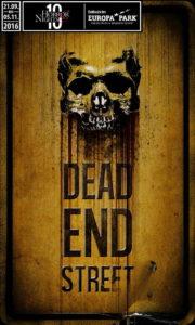 Scarezone: Dead End Street / Quelle: Europa Park