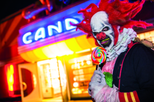 Candy Clown - Quelle: Movie Park Germany