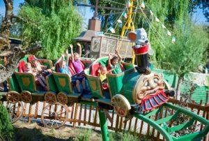 Achterbahnspaß für die Kleinsten: Ba-a-a-Express Quelle: EP