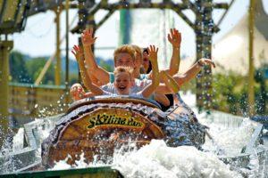 Wildwasserbahn / Quelle: Skyline Park